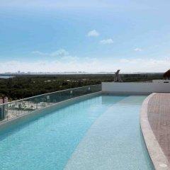 Отель Suites Malecon Cancun открытый бассейн