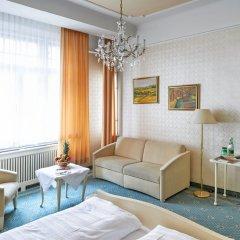 Hotel Pension Baronesse 4* Номер Комфорт с различными типами кроватей фото 3
