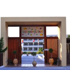 Отель Mareblue Cosmopolitan Hotel Греция, Родос - отзывы, цены и фото номеров - забронировать отель Mareblue Cosmopolitan Hotel онлайн вид на фасад