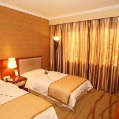 Отель Beijing Ping An Fu Hotel Китай, Пекин - отзывы, цены и фото номеров - забронировать отель Beijing Ping An Fu Hotel онлайн комната для гостей фото 5