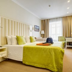 Гостиница Гранд Звезда 4* Стандартный номер 1-й категории разные типы кроватей фото 2