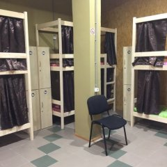 Хостел The Secret Place Кровать в общем номере фото 4