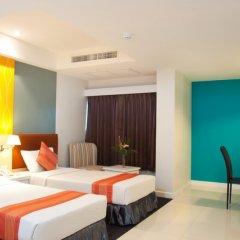 VC Hotel комната для гостей фото 8