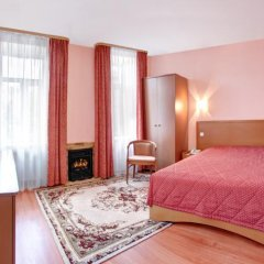 Обериг Отель комната для гостей фото 3