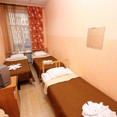 Хостел Геральда Стандартный номер с различными типами кроватей (общая ванная комната) фото 7