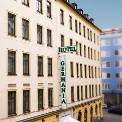 Germania Hotel вид на фасад фото 2
