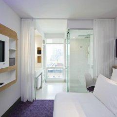 Отель Yotel New York at Times Square 3* Номер категории Премиум с различными типами кроватей фото 5