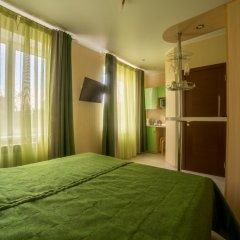 Гостиница Теремок Московский Стандартный номер с двуспальной кроватью