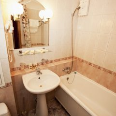 Гостиница на Красной Пресне ванная фото 2