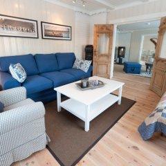 Отель Holmsbu Bad og Fjordl комната для гостей