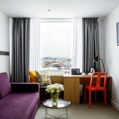 AZIMUT Отель Санкт-Петербург 4* Полулюкс SMART с различными типами кроватей фото 4