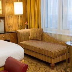 Гостиница Ренессанс Москва Монарх Центр 4* Представительский люкс с различными типами кроватей фото 7