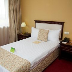 Гостиница Лайм 3* Стандартный номер с двуспальной кроватью