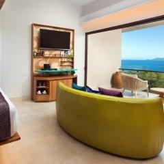 Отель W Costa Rica - Reserva Conchal 3* Номер Spectacular ocean escape с различными типами кроватей фото 2