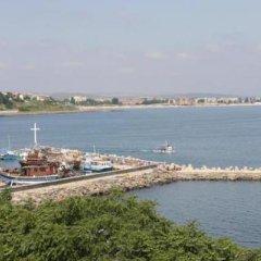 Отель Trinity Sea Residence Nessebar Несебр пляж фото 2