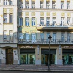 Flats 4 U Okhotny Ryad Hotel вид на фасад