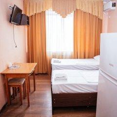 Гостиница Каштан Стандартный номер разные типы кроватей фото 8