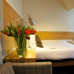 Отель Catalonia Vondel Amsterdam 4* Одноместный номер