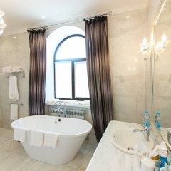 Гостиница Новомосковская ванная фото 7