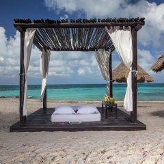 Отель Fiesta Americana Cancun Villas пляж фото 4