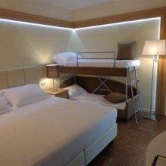 Erbavoglio Hotel 4* Стандартный семейный номер с двухъярусной кроватью
