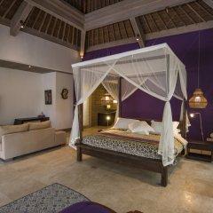 Отель Вилла Pandawas Номер Делюкс с различными типами кроватей фото 2
