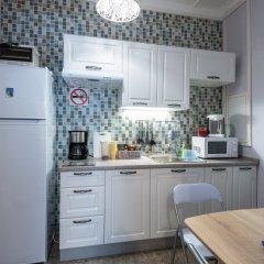 Гостиница Хостелы Рус на Пречистенке Стандартный семейный номер с разными типами кроватей фото 10