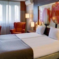 Eden Hotel Amsterdam 3* Представительский номер с различными типами кроватей фото 3