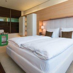 SIDE Design Hotel Hamburg 5* Стандартный номер разные типы кроватей фото 3