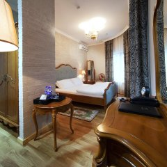 Гостиница Времена Года 4* Номер Премиум с двуспальной кроватью фото 5