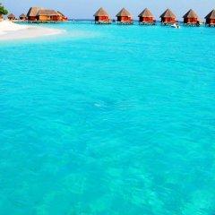 Отель Thulhagiri Island Resort пляж фото 4