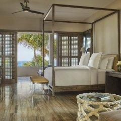Отель Four Seasons Resort and Residence Anguilla 5* Вилла Beachfront с различными типами кроватей фото 6