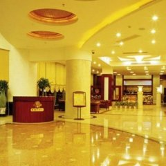 Fortune Hotel интерьер отеля