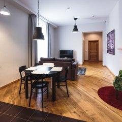 Апартаменты Riga Lux Apartments - Skolas Улучшенные апартаменты с различными типами кроватей фото 13
