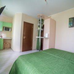 Гостиница Теремок Московский Стандартный номер с двуспальной кроватью фото 9