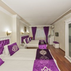 Istanbul Holiday Hotel Турция, Стамбул - 13 отзывов об отеле, цены и фото номеров - забронировать отель Istanbul Holiday Hotel онлайн комната для гостей фото 4