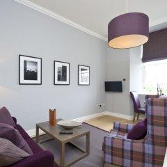 Апартаменты Destiny Scotland - George IV Apartments комната для гостей фото 13