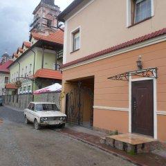 Lubas Home Хостел вид на фасад