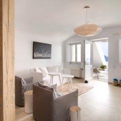 Отель Santorini Secret Suites & Spa 5* Люкс Absolute с различными типами кроватей фото 2