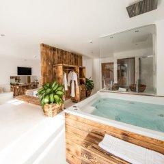 Отель Meraki Resort (Adults Only) 4* Люкс Living it up с различными типами кроватей фото 4