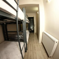Vegan Bella Vista Hostel Кровать в общем номере двухъярусные кровати фото 15