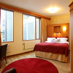Отель Scandic Norra Bantorget комната для гостей фото 4