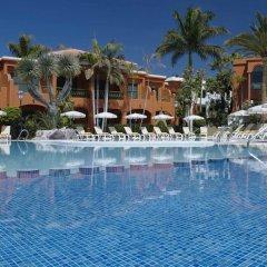 Отель Adrián Hoteles Roca Nivaria бассейн фото 2