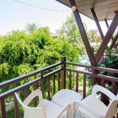 Club Hotel Felicia Village - All Inclusive Манавгат балкон