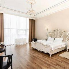 Гостиница Император Люкс с двуспальной кроватью
