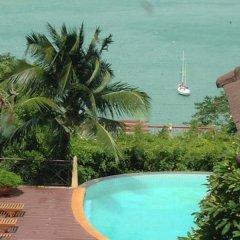 Отель Panwa Beach Svea's Bed & Breakfast Таиланд, Пхукет - отзывы, цены и фото номеров - забронировать отель Panwa Beach Svea's Bed & Breakfast онлайн бассейн фото 3