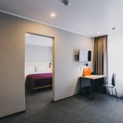 Азимут Отель Астрахань 3* Люкс с различными типами кроватей