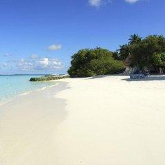 Отель Thulhagiri Island Resort пляж фото 5
