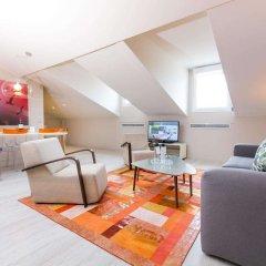 Отель Palais Saleya Boutique Hôtel 4* Апартаменты с различными типами кроватей фото 8