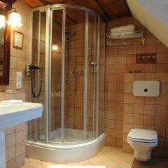 Отель Romantik Hotel U Raka Чехия, Прага - отзывы, цены и фото номеров - забронировать отель Romantik Hotel U Raka онлайн ванная фото 3